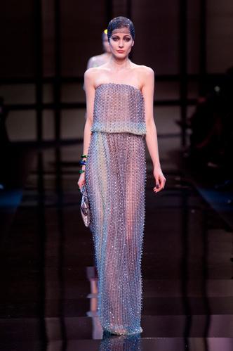 высокая мода в париже 2014