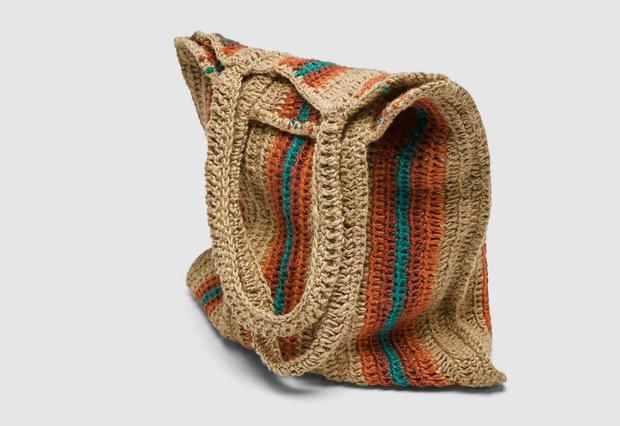 10 красивых тряпичных сумок на весну (фото 5)