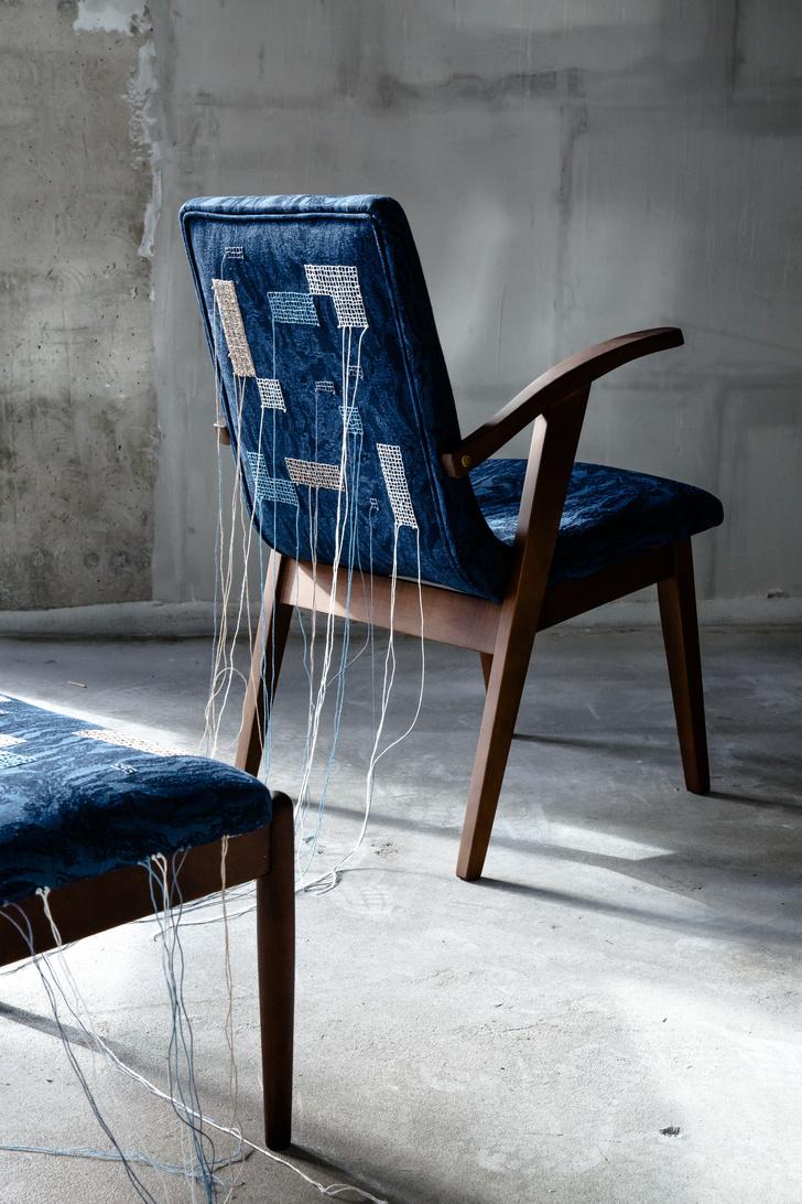 Сотканный мир: текстильный бренд the.DOT.home (фото 5)