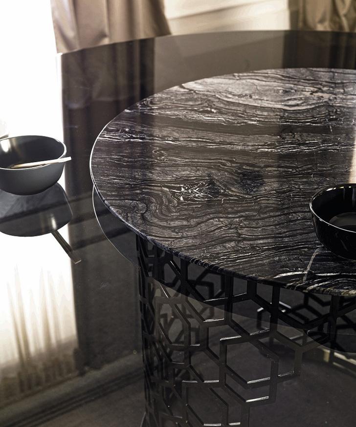 Новый поворот. 10 модных столов для праздничного застолья фото [1]