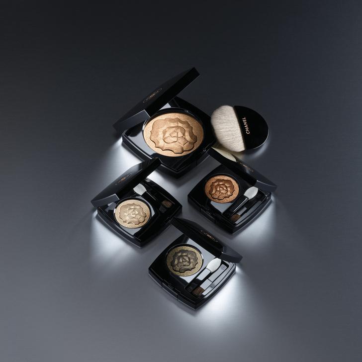 Рождественская коллекция макияжа Maximalisme de Chanel (фото 3)