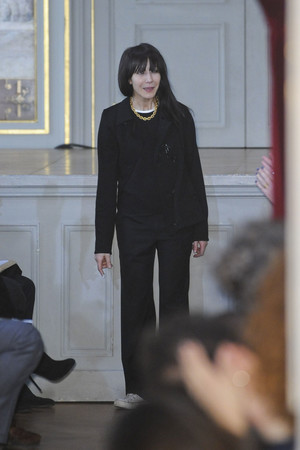 Показ Bouchra Jarrar коллекции сезона Весна-лето 2011 года Haute couture - www.elle.ru - Подиум - фото 214867