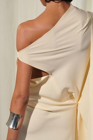 Показ Dominique Sirop коллекции сезона Весна-лето 2009 года Haute couture - www.elle.ru - Подиум - фото 86507