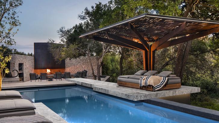 Наедине с природой: мини-отель Cheetah Plains (фото 3)