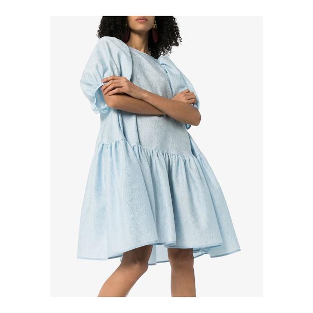 Главная покупка будущей весны: голубое платье (фото 2)