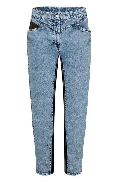 Вторая жизнь: джинсы-варенки — тренд весны (галерея 2, фото 0)