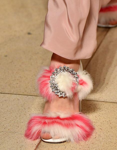 Итоги Недель моды: самая красивая обувь | галерея [4] фото [2]