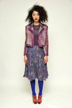 Показы мод Gregori Parkinson Осень-зима 2012-2013 | Подиум на ELLE - Подиум - фото 1635