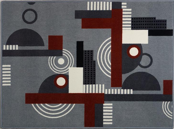 Авангард, лестницы и море: ковры от русских дизайнеров (фото 21)