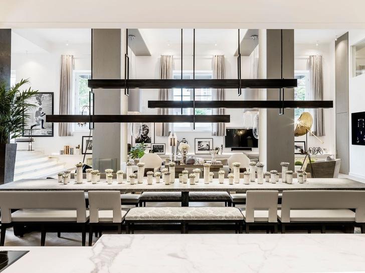 Дом дизайнера Келли Хоппен в Лондоне (фото 9)