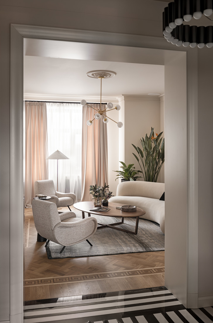Квартира в стиле Мидсенчури (фото 2)