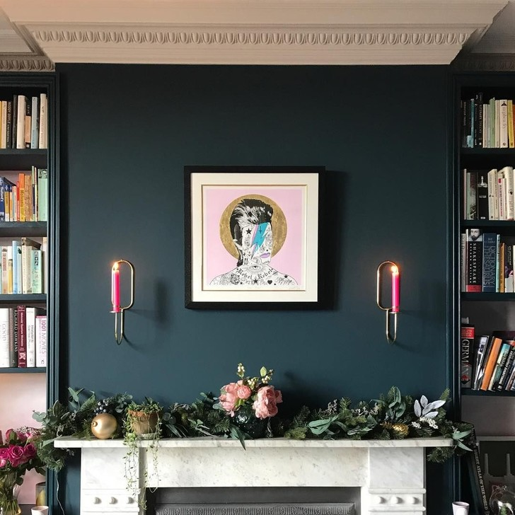 Цвет настроения: Алексей Елисеев о синем цвете в интерьере (фото 0)
