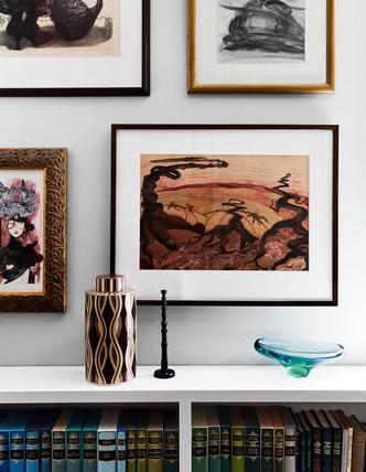 Дом в Австралии, наполненный искусством (фото 8.2)