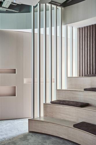 Офис L'Oréal по проекту IND Architects в Москве (фото 7.2)