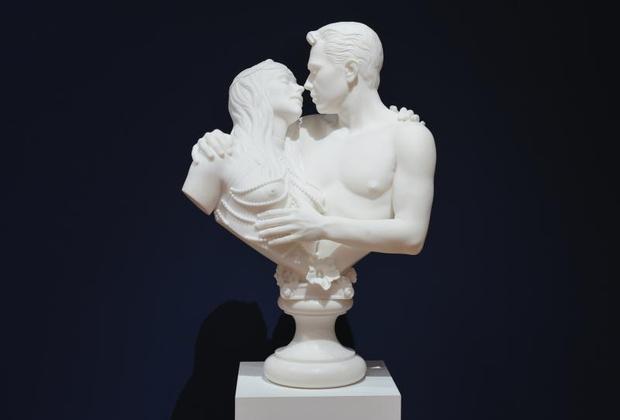 Любовное настроение: 24 культовые скульптуры, картины и фотографии поцелуев (фото 36)