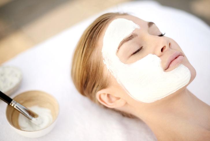 Домашняя альгинатная маска