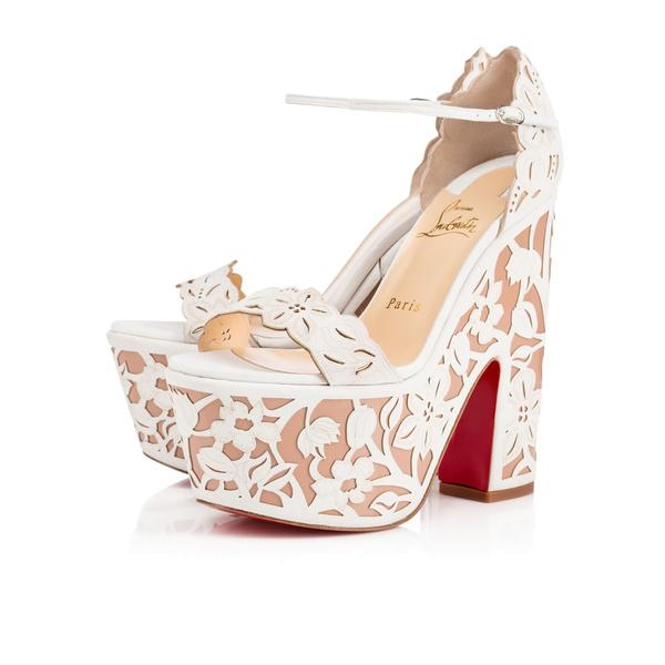 20 пар туфель, которые можно надеть на летнюю свадьбу   галерея [1] фото [9]