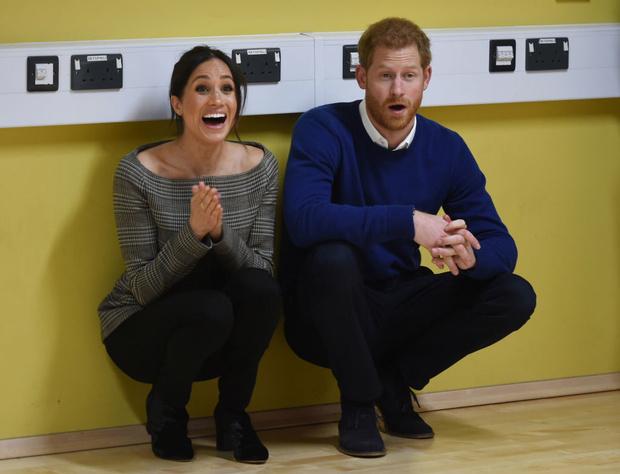 Принц Гарри и Меган Гарри будут жить рядом с семьёй Бекхэмов (фото 6)