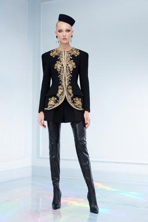 Maison Bohemique представил лукбук коллекции couture осень-зима 18/19 (фото 10.2)