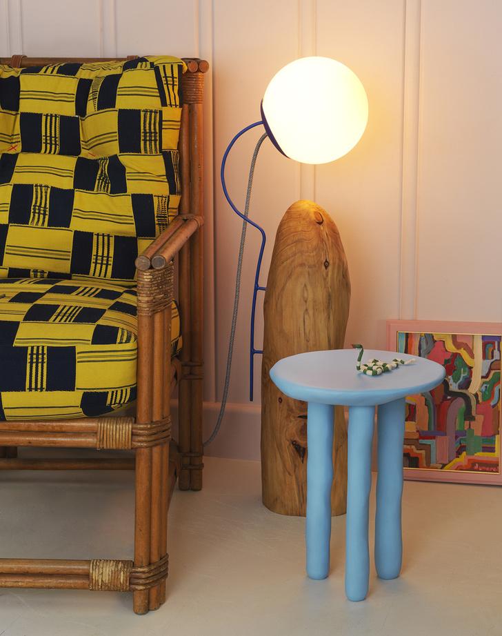 Причудливая мебель от Райана Белли (фото 4)