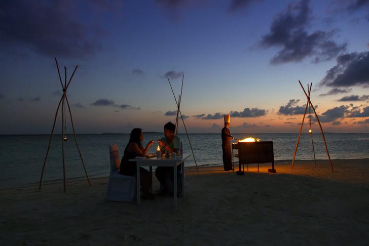 Sun Aqua Vilu Reef, Мальдивские острова