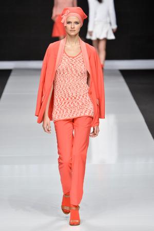 Показ New upcoming designers коллекции сезона Весна-лето 2013 года prêt-à-porter - www.elle.ru - Подиум - фото 448570