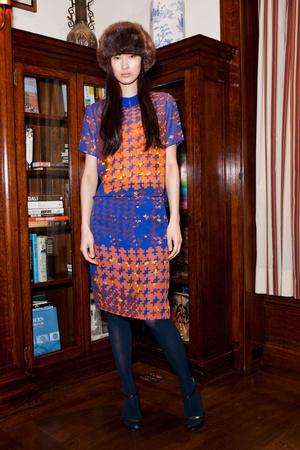 Показ Jenni Kayne коллекции сезона Осень-зима 2012-2013 года Prêt-à-porter - www.elle.ru - Подиум - фото 335894