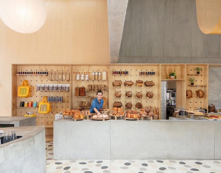 Кафе и пекарня Masa в Боготе (фото 3)
