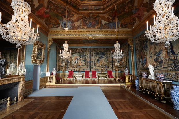 50 лет со дня открытия дворца Во-ле-Виконт (фото 13)