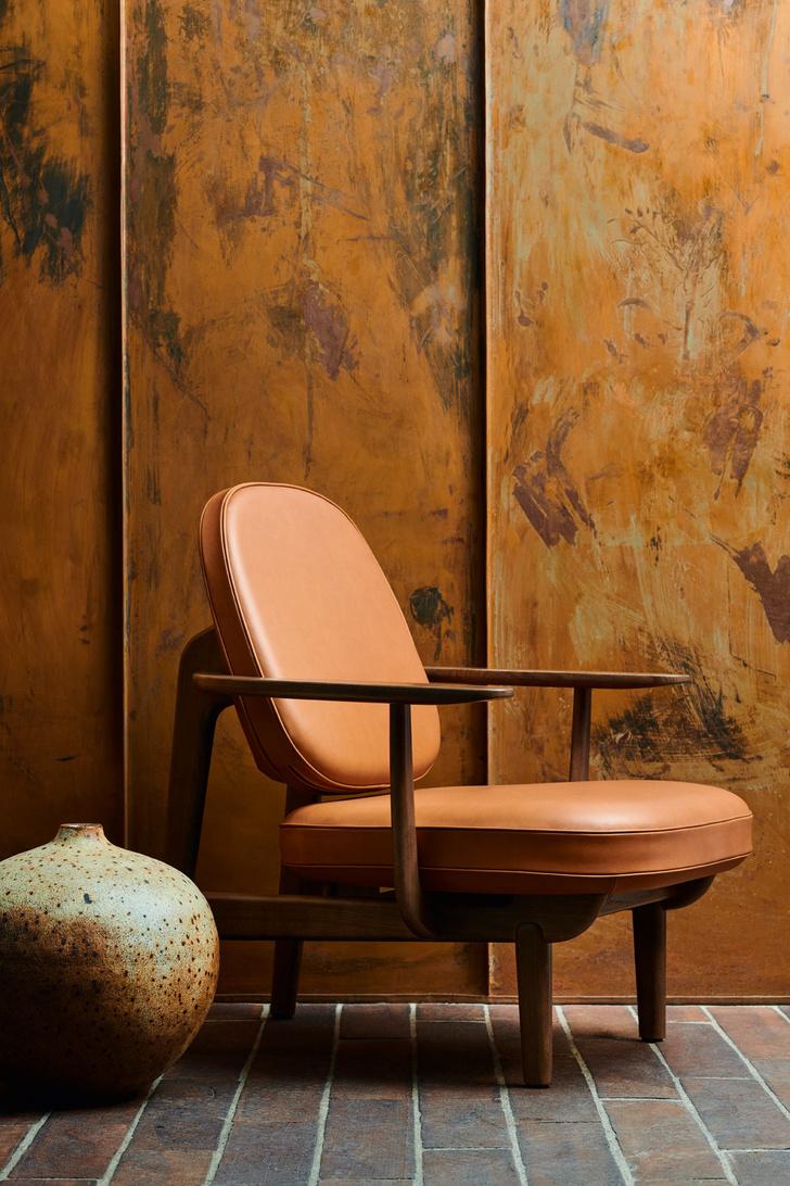 Кресло JH97 по дизайну Хайме Айона (фото 0)