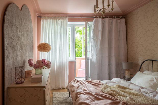 Квартира 54 кв.м для бабушки-модницы: проект Марии Микены (фото 14)