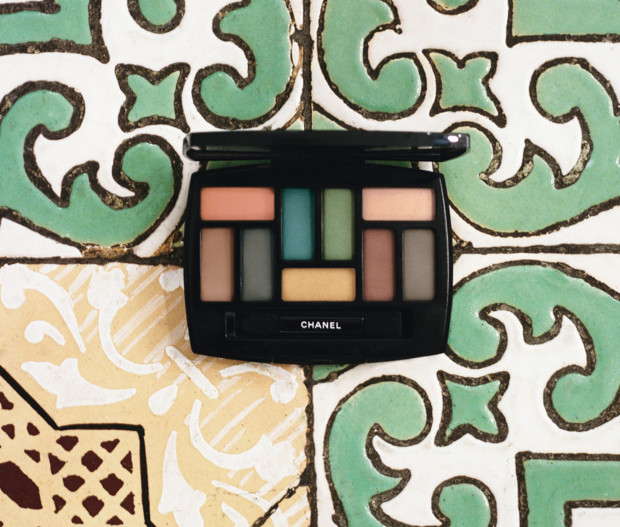Chanel представили весенне-летнюю коллекцию макияжа Neapolis: New City (фото 3)