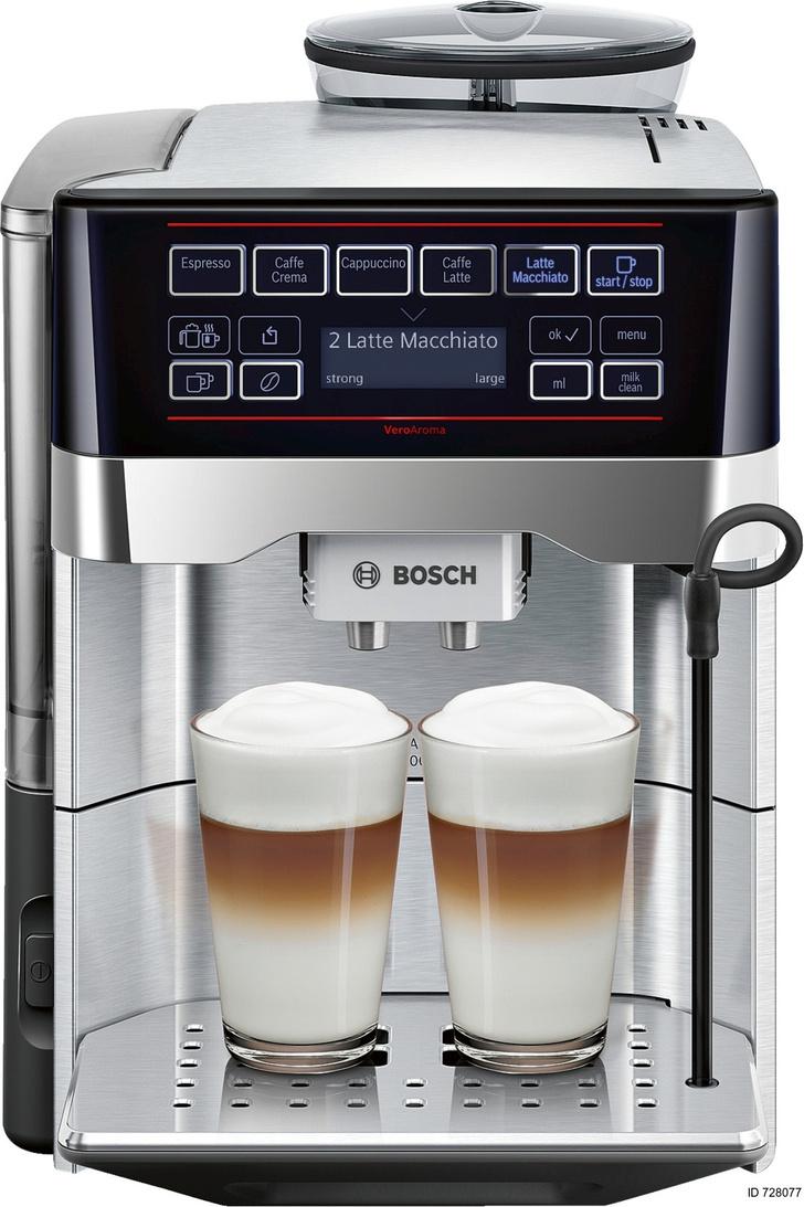 Два в одном: Bosch представил кофемашину со сверхспособностями
