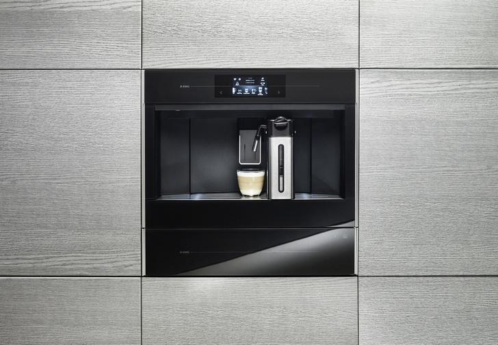 Кухня в стиле техношик (фото 4)