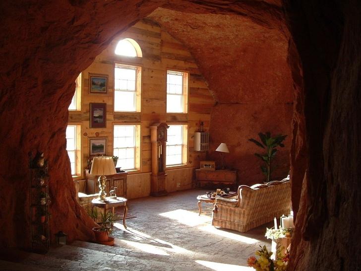 Самые необычные дома мира (фото 58)
