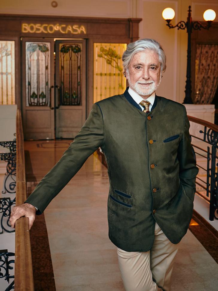 Мастер-класс Хуана Пабло Молино на выставке «Декор стола» Bosco Casa (фото 0)