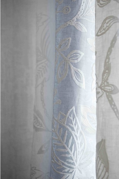 Новая коллекция тканей и обоев Purity от студии Harlequin | галерея [1] фото [1]