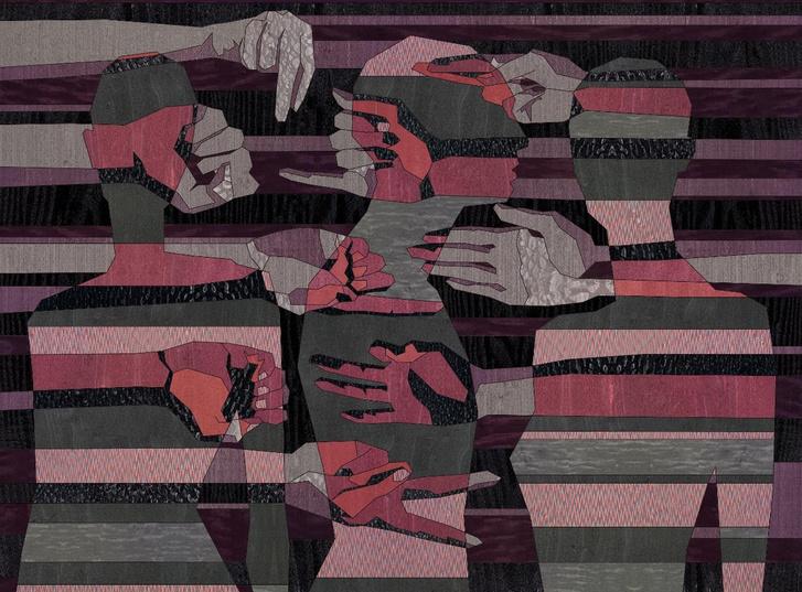 Елена Бавлакова представит свою коллекцию ковров SPEAKING SILENCE на Biennale Di Venezia (фото 2)