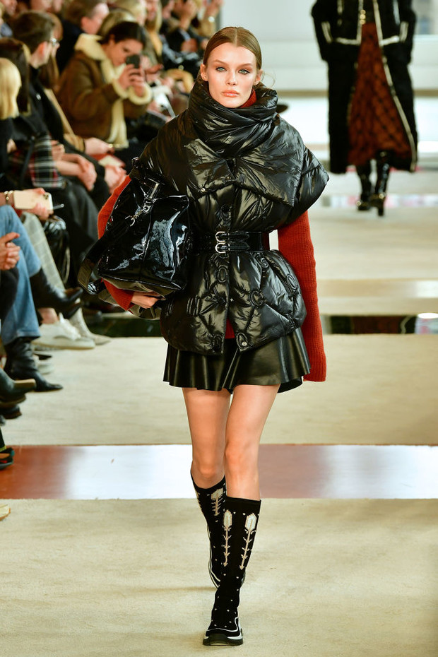 Холодная, очень холодная зима 2020: Longchamp делает свой прогноз (фото 5)