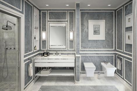 Новая коллекция мебели для ванной Academy от Oasis | галерея [1] фото [9]