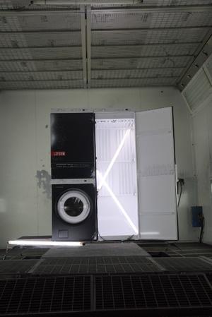 Asko и Leform представили компактную домашнюю прачечную (фото 2)