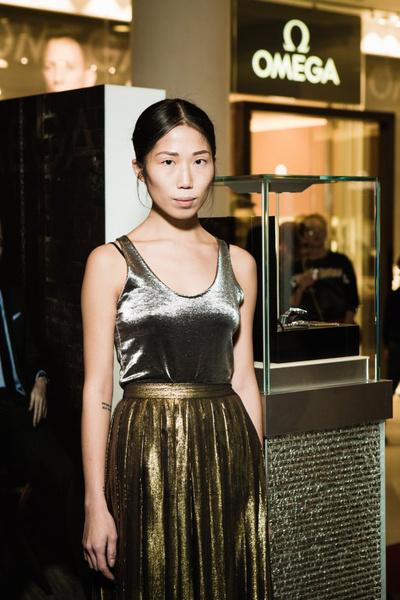Звезды на открытии бутика Omega в галерее «Времена года» | галерея [1] фото [5]
