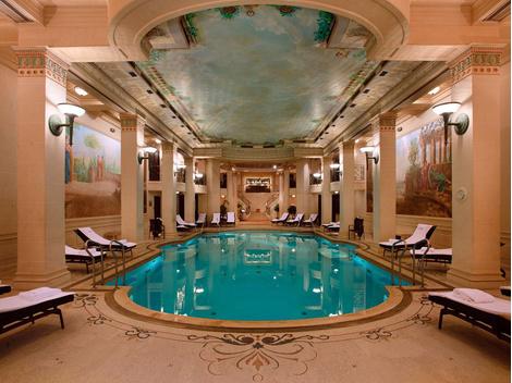Любимые отели знаменитостей | галерея [1] фото [1]