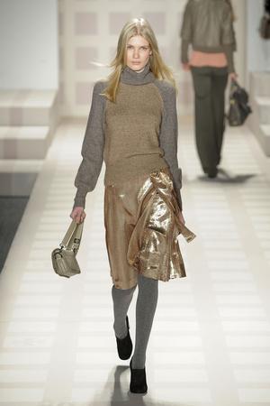 Показы мод Tory Burch Осень-зима 2011-2012 | Подиум на ELLE - Подиум - фото 2381