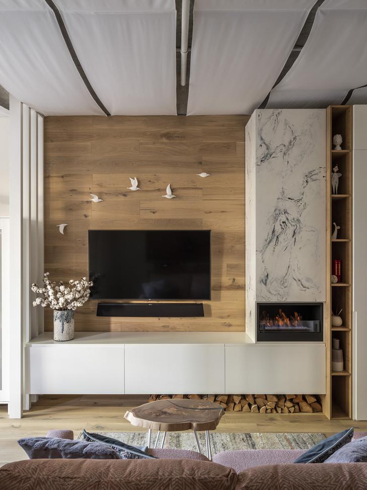 Студия 37 м² в скандинавском стиле (фото 6)
