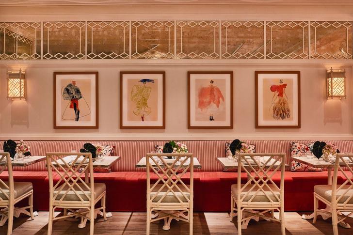 Зефир и карамель: романтичный ресторан в Майами (фото 5)
