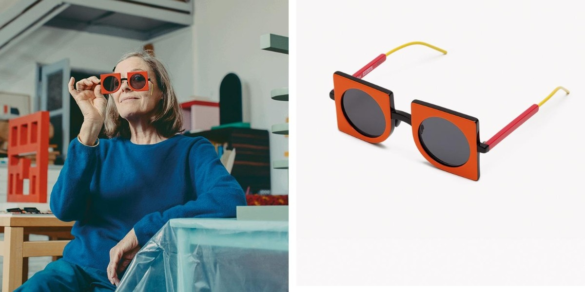 Геометрические очки по дизайну CoopDPS для Max Mara
