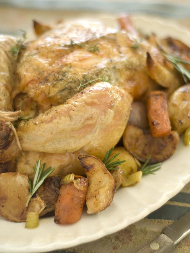 Бон апети: 3 рецепта от Джулии Чайлд, которые стоит приготовить каждой (фото 15)
