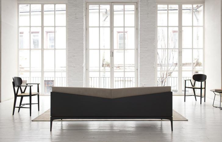 Новый диван Tynd от Unika Møblär (фото 4)