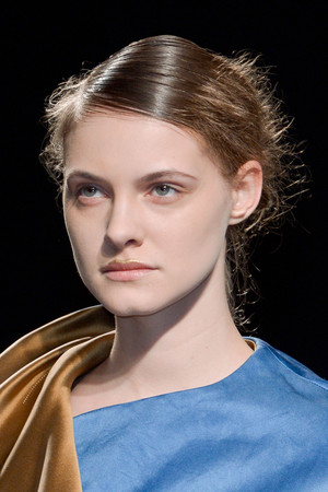 Показ Aganovich коллекции сезона Осень-зима 2013-2014 года prêt-à-porter - www.elle.ru - Подиум - фото 530901